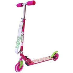 LIFEFIT MONTANA dívčí růžová + Reflexní sada 2 SportTeam (pásek, přívěsek, samolepky) - zelené v hodnotě 58 Kč