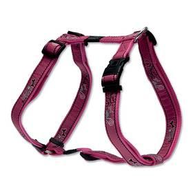 Rogz FANCY DRESS Pink Bones XL
