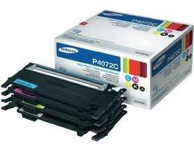 Samsung CLP-320, 1000 stran (CLT-P4072C/ELS) červený/modrý/žltý