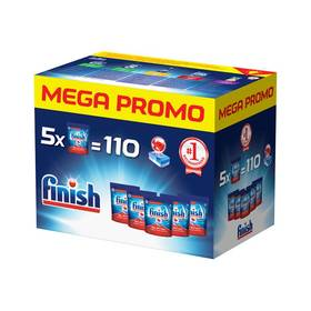 FINISH All-in-1 Max 5x22ks Mega box