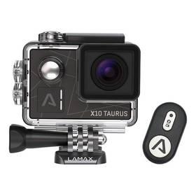 Zewnętrzna kamera LAMAX X10 Taurus Czarna
