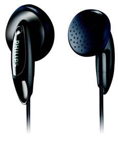 Philips SHE1350 (SHE1350) černá + Doprava zdarma