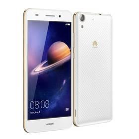 Huawei Y6 II Dual SIM (SP-Y6IIDSWOM) bílý SIM s kreditem T-Mobile 200Kč Twist Online Internet (zdarma)Software F-Secure SAFE 6 měsíců pro 3 zařízení (zdarma) + Doprava zdarma