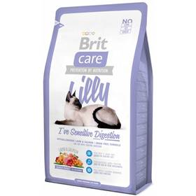 Brit Care Cat Lilly I´ve Sensitive Digestion 2 kg