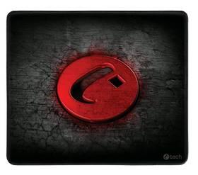 C-Tech ANTHEA (GMP-01) čierna/červená
