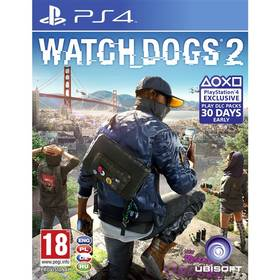 Ubisoft PlayStation 4 Watch Dogs 2 (USP484103)