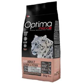 Optima nova Cat Adult Salmon GF 2 kg