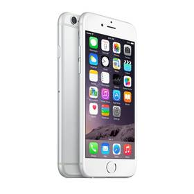 Apple iPhone 6 16GB - silver (MG482CN/A) stříbrný