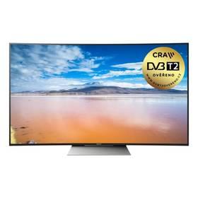 Sony KD55SD8505BAEP černá + K nákupu poukaz v hodnotě 3 000 Kč na další nákup + Doprava zdarma