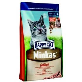 HAPPY CAT ADULT Minkas Mix Geflügel - Drůbež 4 kg