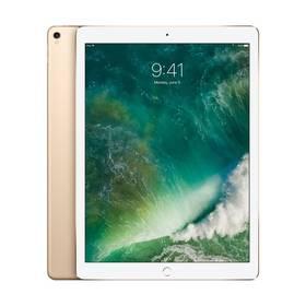 Apple iPad Pro 12,9 Wi-Fi 64 GB - Gold (MQDD2FD/A) Software F-Secure SAFE, 3 zařízení / 6 měsíců (zdarma) + Doprava zdarma