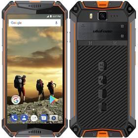 UleFone Armor 3W Dual SIM (ULE000293) oranžový