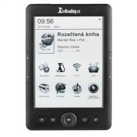 Čtečka e-knih eReading.cz START 3 LIGHT černá