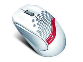 Myš Genius DX-6800 Tattoo (31030115112) biela
