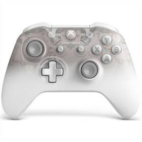 Microsoft Xbox One Wireless - speciální edice Phantom White (WL3-00121)