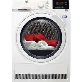 AEG AbsoluteCare® T8DBG68WC bílá barva