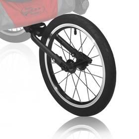 Přední kolo k dětskému vozíku Baby Jogger POD - 1ks, černá