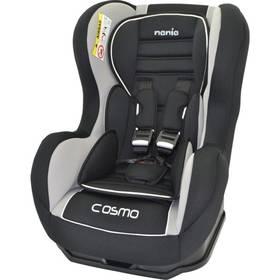 Nania Cosmo SP Lux 2015 Agora Black, 0-18 kg, černá černá + Doprava zdarma