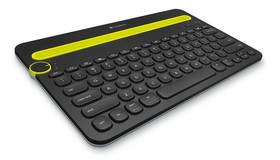 Logitech Bluetooth Keyboard K480 US (920-006366) černá + Doprava zdarma