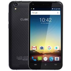 CUBOT Manito (MTOSCTMANI050) černý Software F-Secure SAFE 6 měsíců pro 3 zařízení (zdarma) + Doprava zdarma