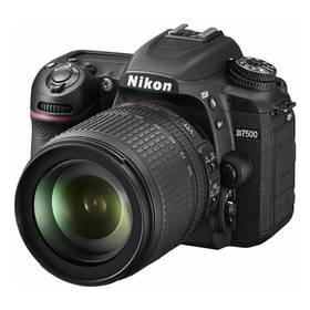 Nikon D7500 + 18-105MM černý + Doprava zdarma