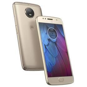 Motorola Moto G5s Dual SIM (PA7W0014CZ) zlatý + Doprava zdarma