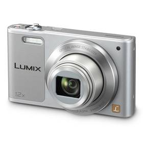 Panasonic Lumix DMC-SZ10EP-S stříbrný
