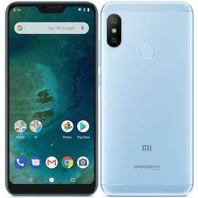 Xiaomi Mi A2 Lite 32 GB (22261) modrý