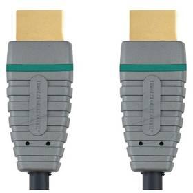 Bandridge Blue Blue HDMI 1.4, 1m (BN-BVL1201) + Doprava zdarma