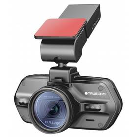 Autokamera TrueCam A5 černá/stříbrná
