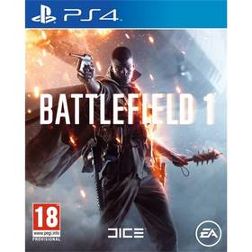 EA PlayStation 4 Battlefield 1 (EAP404071)
