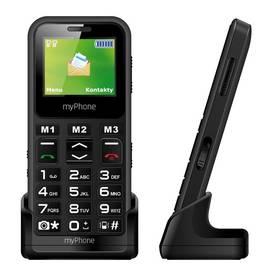 myPhone HALO MINI (TELMY10MINIBK) černý SIM s kreditem T-mobile Twist V síti 200 Kč kredit (zdarma)