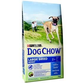 Purina Dog Chow Adult Velká Plemena krůta 11 + 3 kg + Doprava zdarma