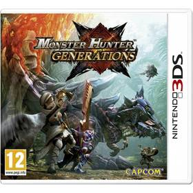 3DS Monster Hunter Generations (NI3S47800)