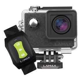 LAMAX X3.1 Atlas černá Tričko Lamax Joy For Life (L) (zdarma)