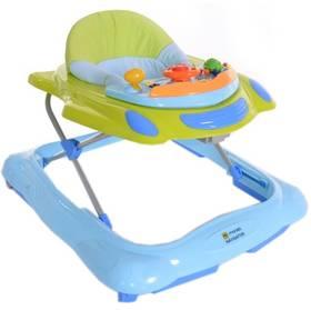 Chodítko detské Monza Navigator zelenomodré modré/zelené