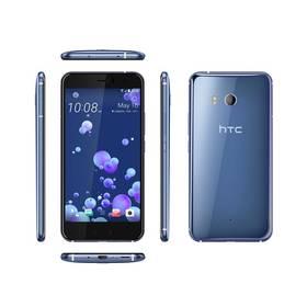 HTC U11 - Amazing Silver (99HAMP034-00) Software F-Secure SAFE 6 měsíců pro 3 zařízení (zdarma) + Doprava zdarma