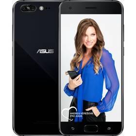 Asus ZenFone 4 Pro (ZS551KL-2A013WW) (ZS551KL-2A013WW) černý SIM s kreditem T-Mobile 200Kč Twist Online Internet (zdarma) + Doprava zdarma