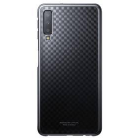 Samsung Gradation cover pro A7 (2018) (EF-AA750CBEGWW) černý