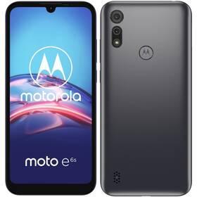 Motorola Moto E6s Plus (PAJE0029PL) šedý