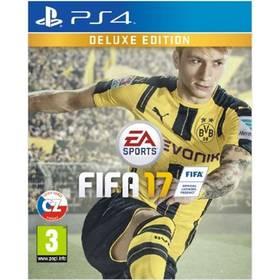 EA PlayStation 4 FIFA 17 Deluxe Edition (5030948121821) + Doprava zdarma