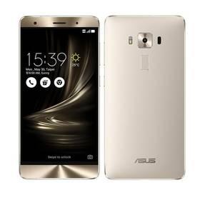 Asus ZenFone 3 Deluxe ZS570KL (ZS570KL-2J004WW) stříbrný SIM s kreditem T-Mobile 200Kč Twist Online Internet (zdarma)Software F-Secure SAFE 6 měsíců pro 3 zařízení (zdarma) + Doprava zdarma