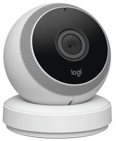 Logitech Circle Home (961-000395) bílá + Doprava zdarma