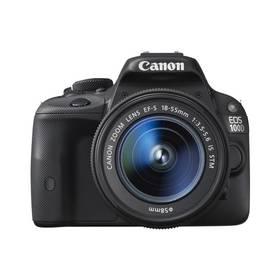 Canon EOS 100D + 18-55 IS STM (8576B026) černý + Doprava zdarma