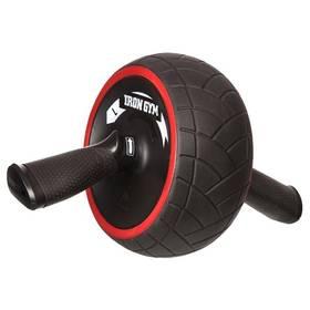 Posilovací kolečko Iron Gym Speed Abs - černá