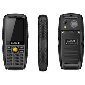 CUBE 1 S200 Dual SIM (MTOSCUS200050) černý