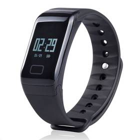 GoClever SMART BAND MAX FIT (GCWSBMF) černý