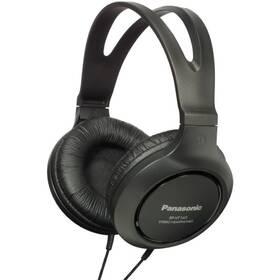 Sluchátka Panasonic RP-HT161E-K (RP-HT161E-K) černá