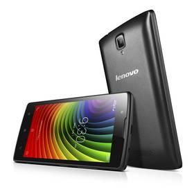 Lenovo A2010 DualSIM LTE (PA1J0039CZ ) černý SIM s kreditem T-Mobile 200Kč Twist Online Internet (zdarma)+ Voucher na skin Skinzone pro Mobil CZ v hodnotě 399 KčSoftware F-Secure SAFE 6 měsíců pro 3 zařízení (zdarma)