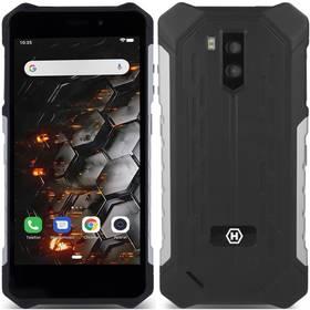 myPhone Hammer Iron 3 LTE (TELMYAHIRON3LSI) černý/stříbrný